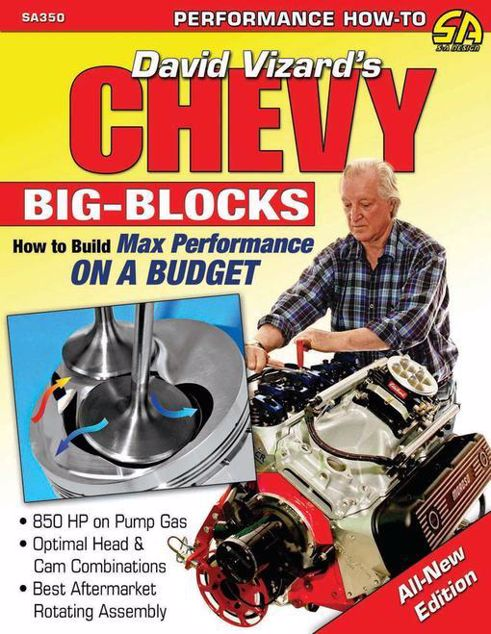 Picture of Chevy Big Blocks: How to Build Max Performance on a Budget