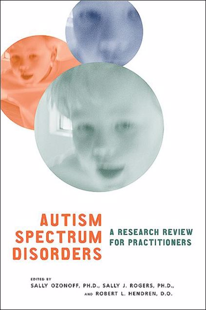 Picture of Autism Spectrum Disorders: A Research Review for Practitioners
