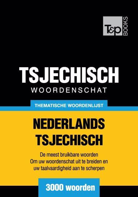 Picture of Thematische woordenschat Nederlands-Tsjechisch - 3000 woorden