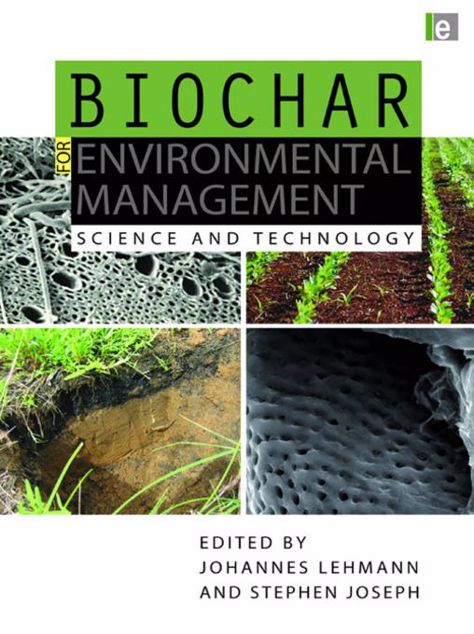 Picture of Biochar for Environmental Management: Science and Technology