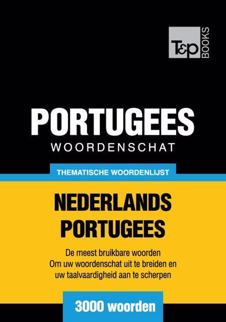 Picture of Thematische woordenschat Nederlands-Portugees - 3000 woorden