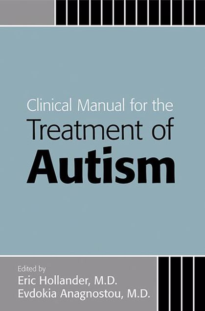 Picture of Clinical Manual for the Treatment of Autism