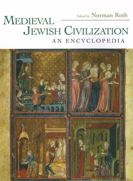 Picture of Medieval Jewish Civilization: An Encyclopedia