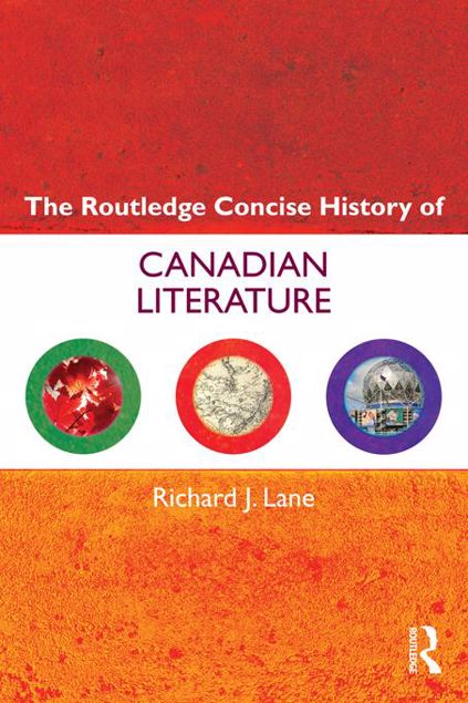 Picture of The Routledge Concise History of Canadian Literature