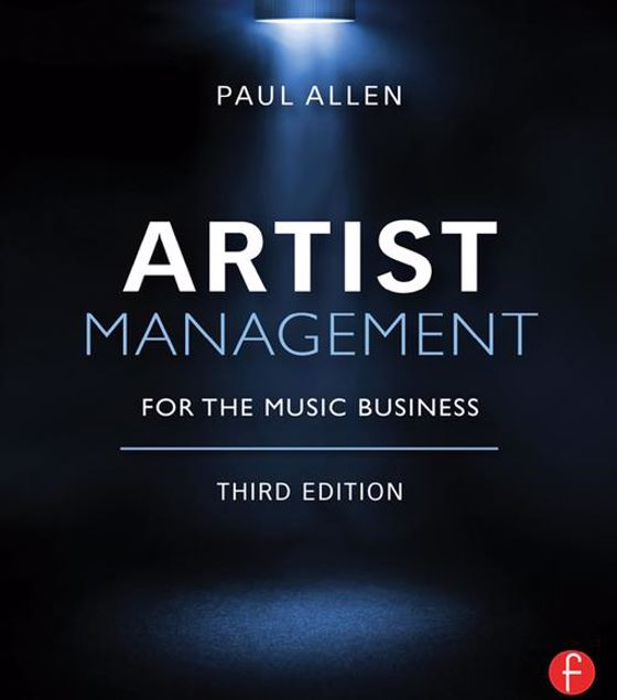 Picture of Artist Management for the Music Business