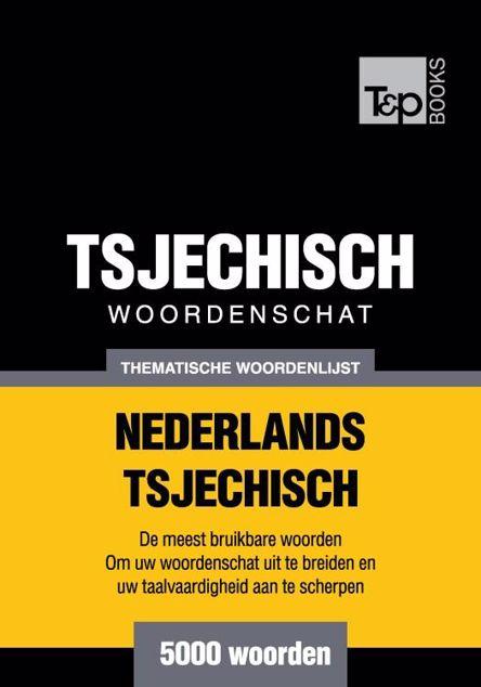 Picture of Thematische woordenschat Nederlands-Tsjechisch - 5000 woorden