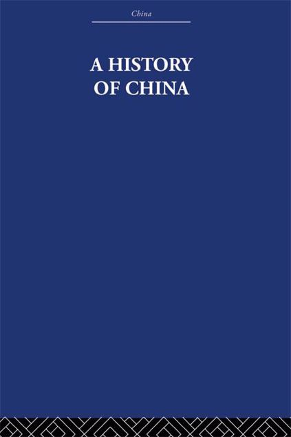 Picture of A History of China