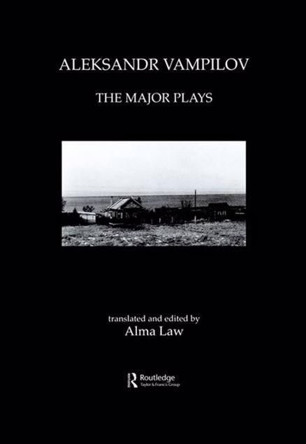 Picture of Aleksandr Vampilov: The Major Plays