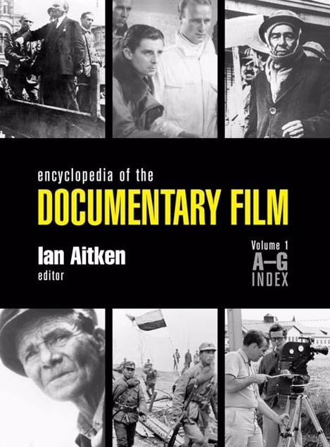Picture of Encyclopedia of the Documentary Film 3-Volume Set