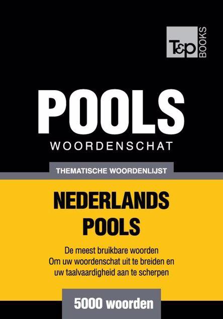 Picture of Thematische woordenschat Nederlands-Pools - 5000 woorden