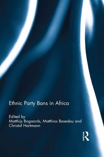Picture of Ethnic Party Bans in Africa
