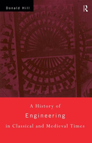 Picture of A History of Engineering in Classical and Medieval Times