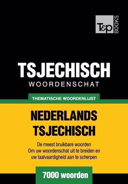 Picture of Thematische woordenschat Nederlands-Tsjechisch - 7000 woorden