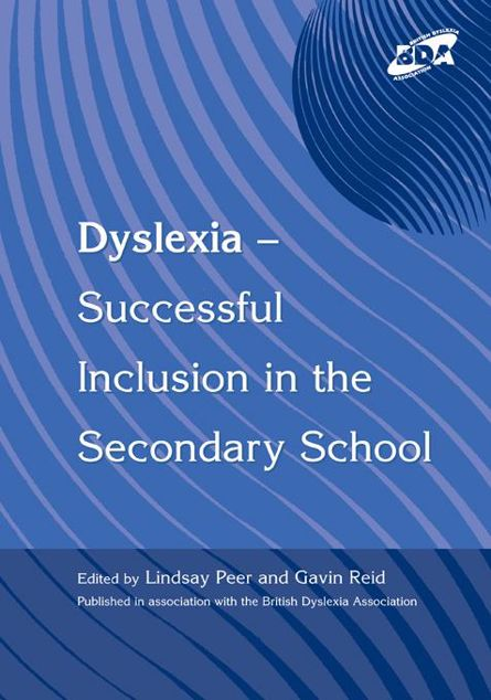 Picture of Dyslexia-Successful Inclusion in the Secondary School