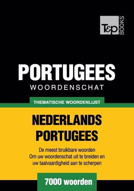 Picture of Thematische woordenschat Nederlands-Portugees - 7000 woorden