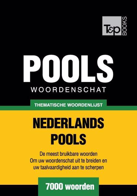 Picture of Thematische woordenschat Nederlands-Pools - 7000 woorden