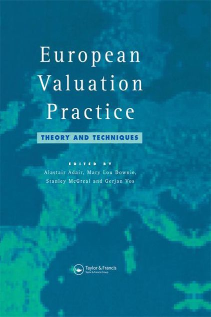Picture of European Valuation Practice: Theory and Techniques