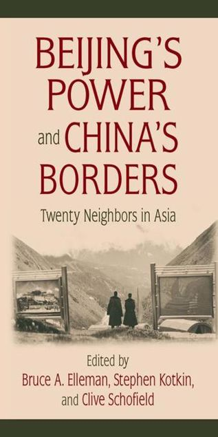 Picture of Beijing's Power and China's Borders: Twenty Neighbors in Asia