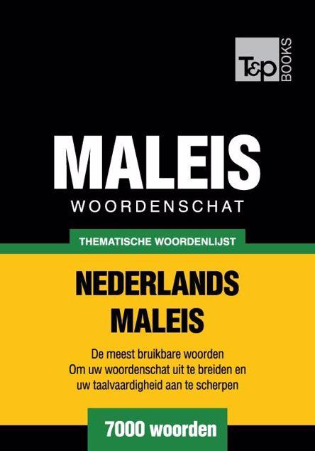 Picture of Thematische woordenschat Nederlands-Maleis - 7000 woorden