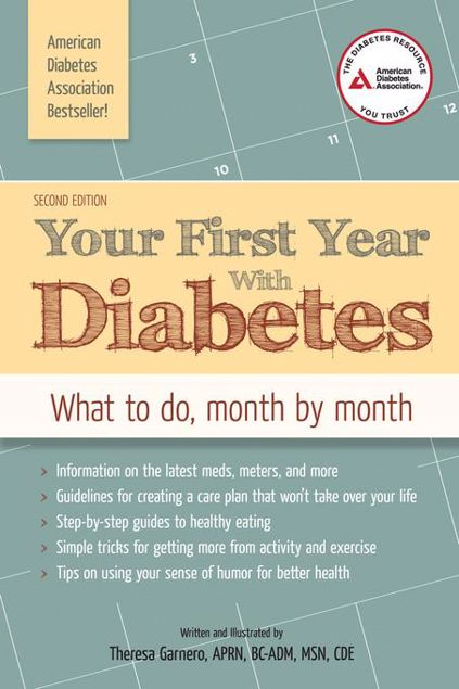 Picture of Your First Year with Diabetes: What to Do, Month by Month