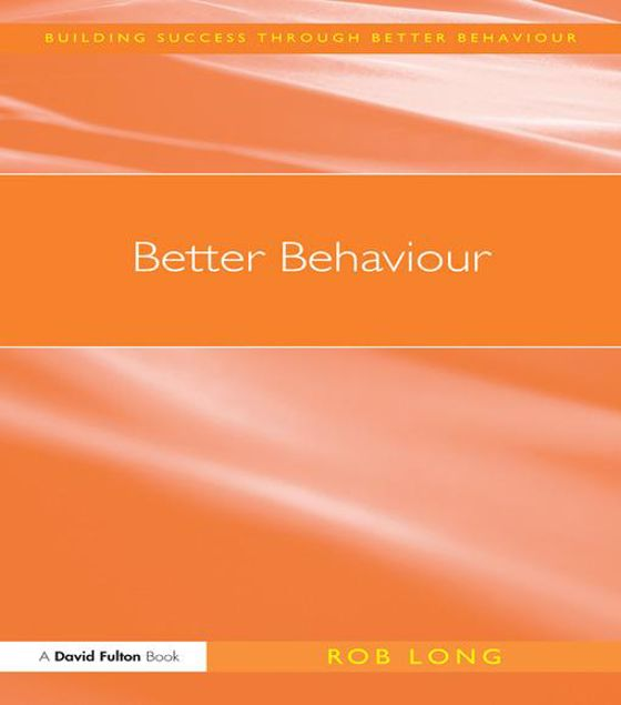 Picture of Better Behaviour
