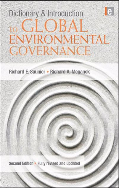 Picture of Dictionary and Introduction to Global Environmental Governance