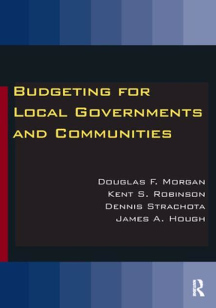 Picture of Budgeting for Local Governments and Communities