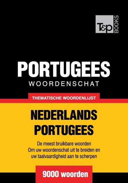 Picture of Thematische woordenschat Nederlands-Portugees - 9000 woorden