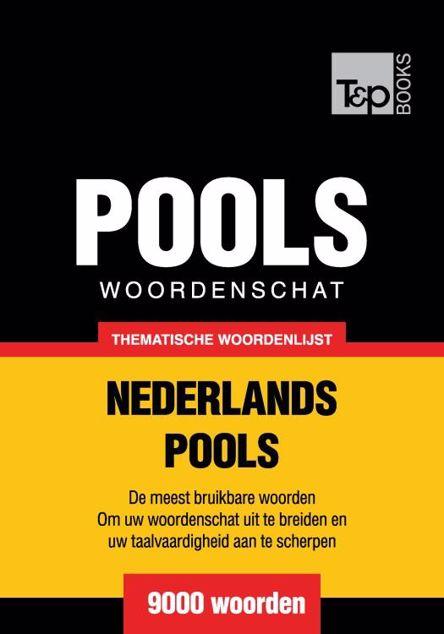 Picture of Thematische woordenschat Nederlands-Pools - 9000 woorden