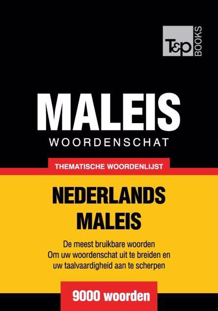 Picture of Thematische woordenschat Nederlands-Maleis - 9000 woorden