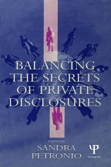 Picture of Balancing the Secrets of Private Disclosures