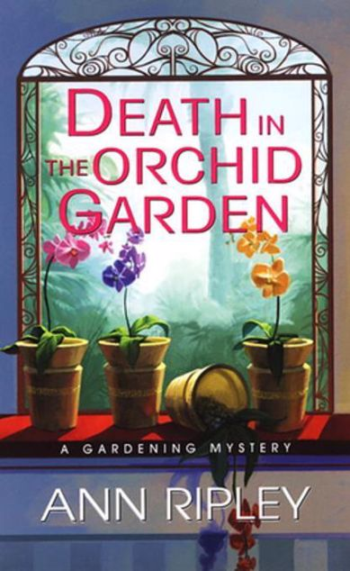 Picture of Death In The Orchid Garden