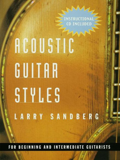 Picture of Acoustic Guitar Styles