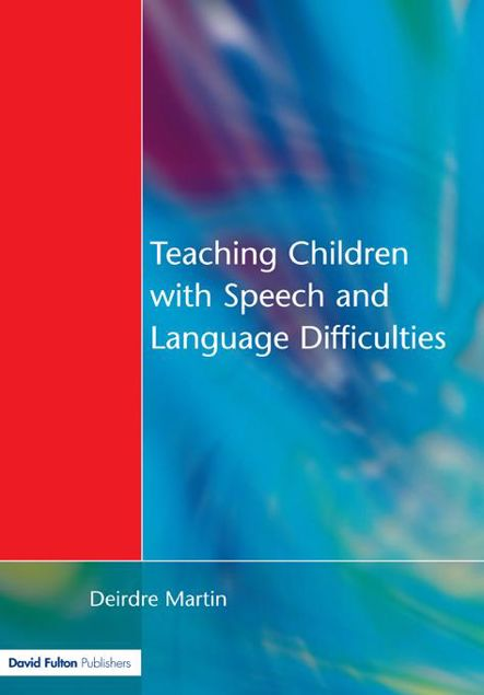 Picture of Teaching Children with Speech and Language Difficulties