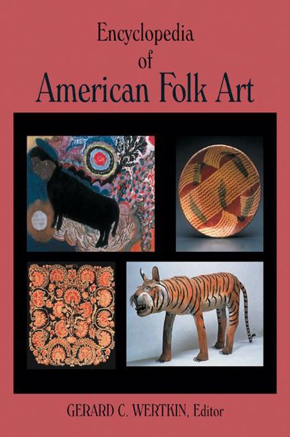Picture of Encyclopedia of American Folk Art