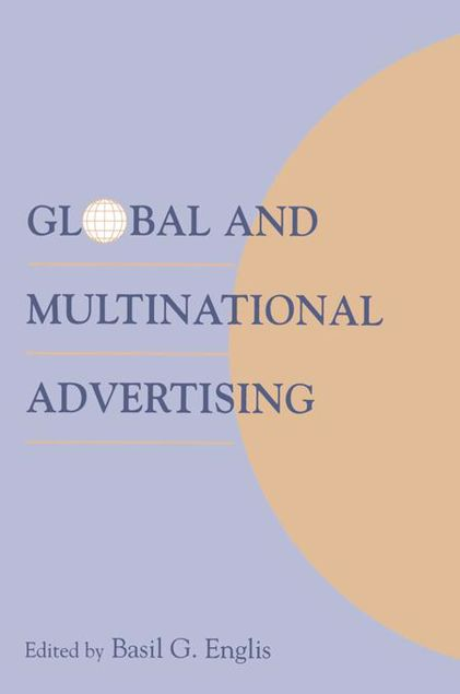 Picture of Global and Multinational Advertising