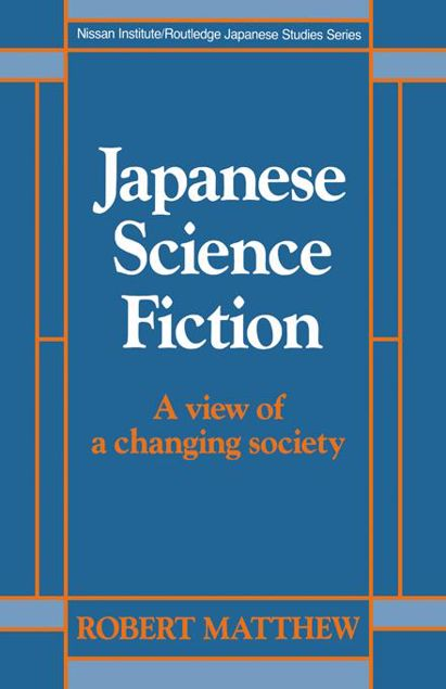 Picture of Japanese Science Fiction: A View of a Changing Society