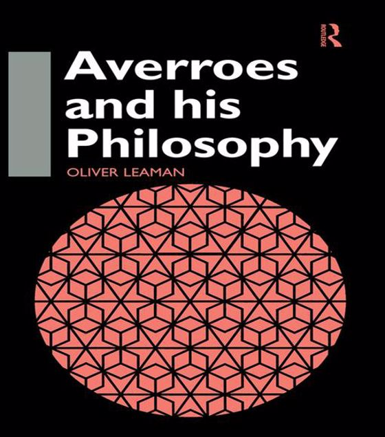 Picture of Averroes and His Philosophy