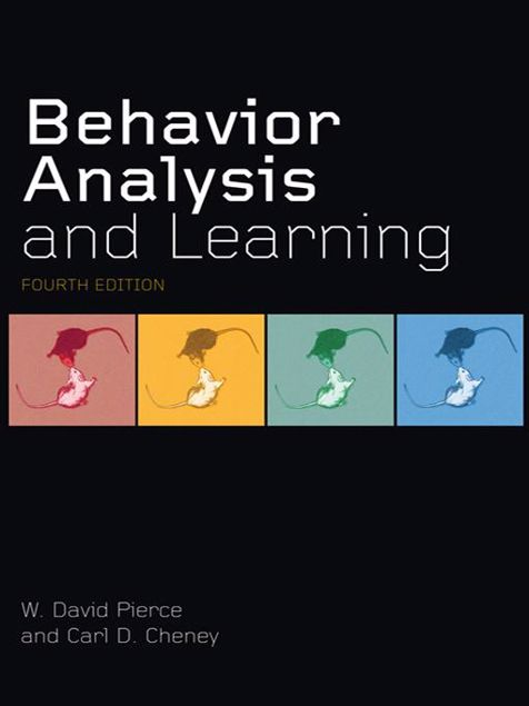 Picture of Behavior Analysis and Learning: Fourth Edition