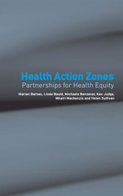 Picture of Health Action Zones: Partnerships for Health Equity