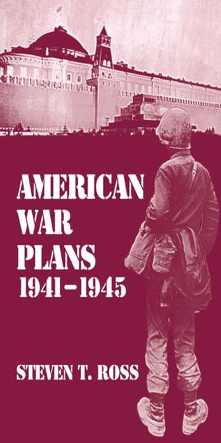 Picture of American War Plans, 1941-1945: The Test of Battle