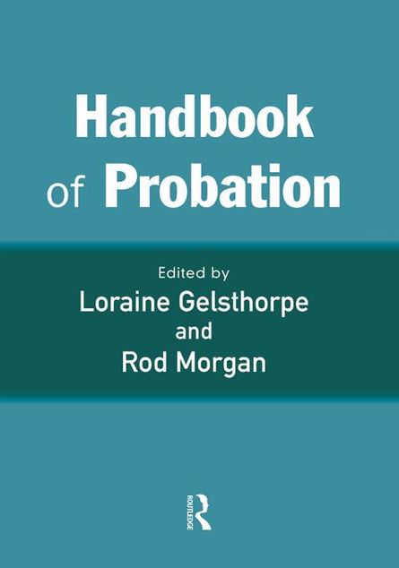 Picture of Handbook of Probation