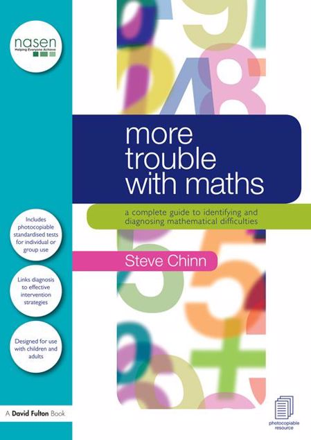 Picture of More Trouble with Maths: A complete guide to identifying and diagnosing mathematical difficulties