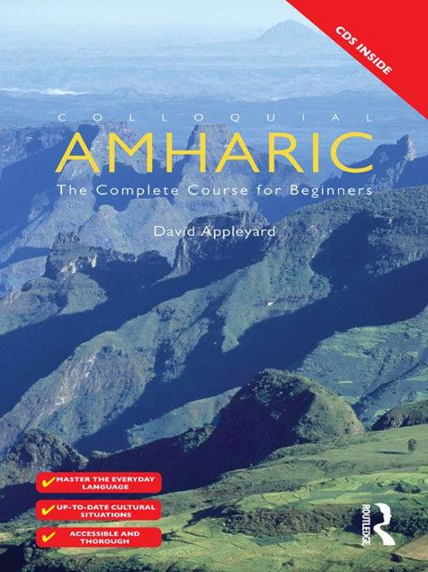 Picture of Colloquial Amharic