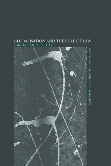 Picture of Globalisation and the Rule of Law