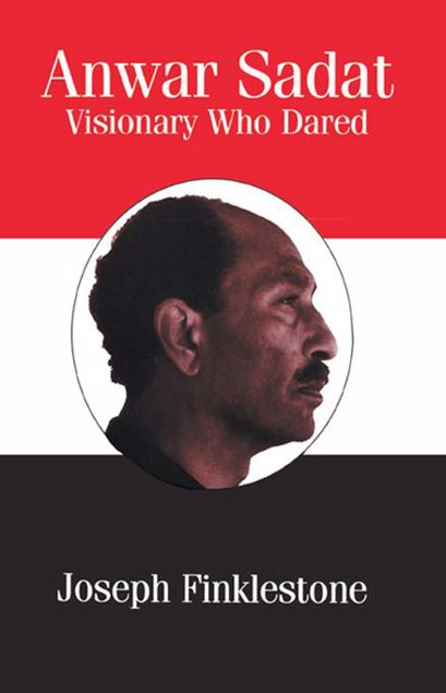 Picture of Anwar Sadat: Visionary Who Dared