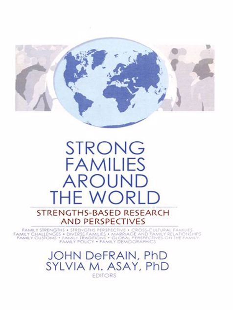 Picture of Strong Families Around the World: Strengths-Based Research and Perspectives