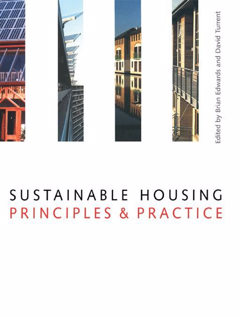 Picture of Sustainable Housing: Principles and Practice