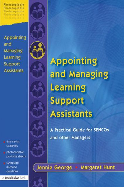 Picture of Appointing and Managing Learning Support Assistants: A Practical Guide for SENCOs and Other Managers