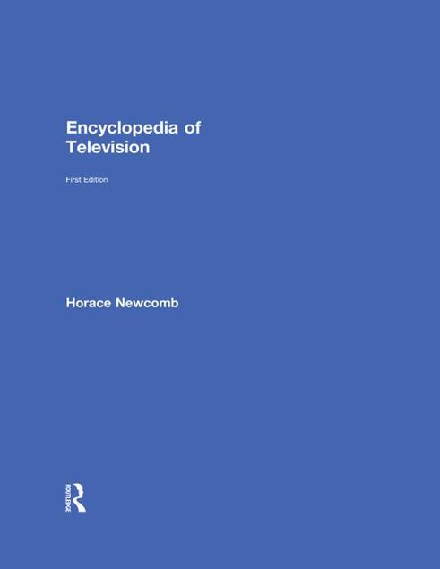 Picture of Encyclopedia of Television